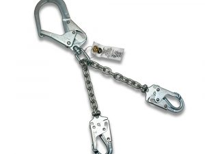26'' Rebar Positioning Chain Assembly with Swivel Hook